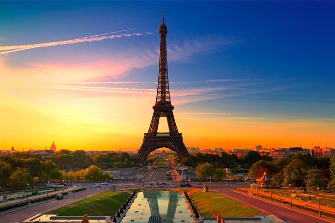Paris Tours and Holidays to France