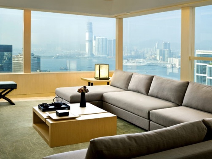 The Upper House Hotel, Hong Kong, China