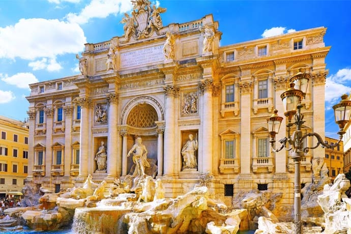 Rome Tours and Holidays to Italia